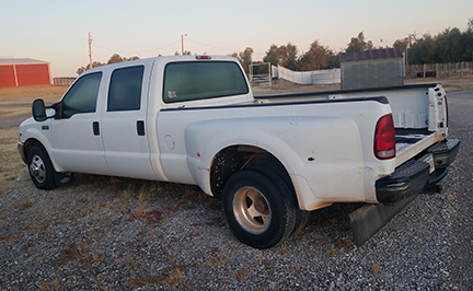 1999 Ford Dually Pickup