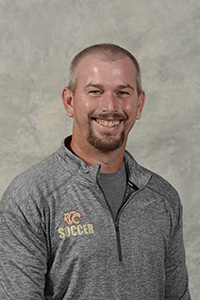 Soccer Coach Beau Richmond