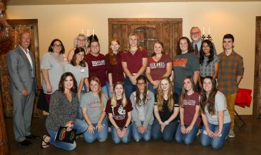 Redlands scholarship recipients